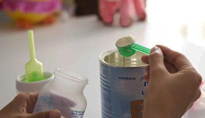 واردات شیرخشک همچنان ممنوع است
