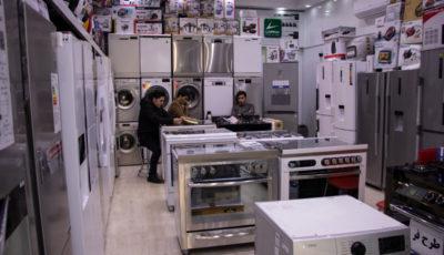 قیمت لوازم خانگی خارجی ۲۵ درصد ارزان شد