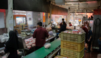 کاهش هزار تومانی قیمت مرغ در بازار
