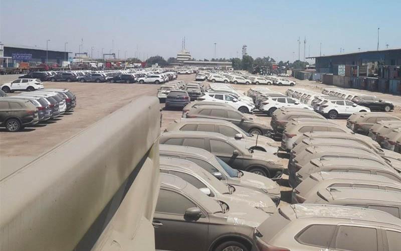زمان ترخیص ۱۳ هزار خودروی دپو شده