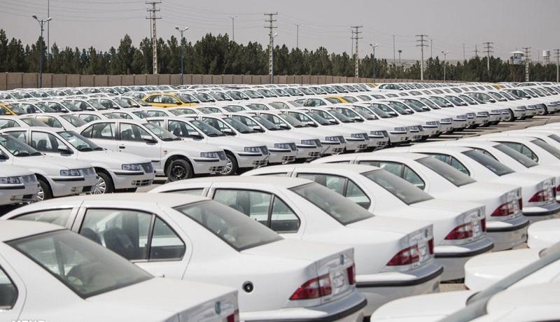 خودروسازان به وعده خود عمل نکردند / کاهش تولید خودروهای گرانشده (نمودار)