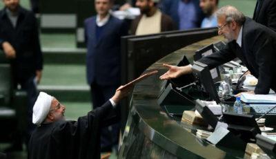 تقدیم لایحه بودجه سال ۹۸ به مجلس شورای اسلامی (گزارش تصویری)