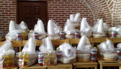 کارگران و بازنشستگان ۶۰۰ هزار تومان بسته غذایی دریافت میکنند