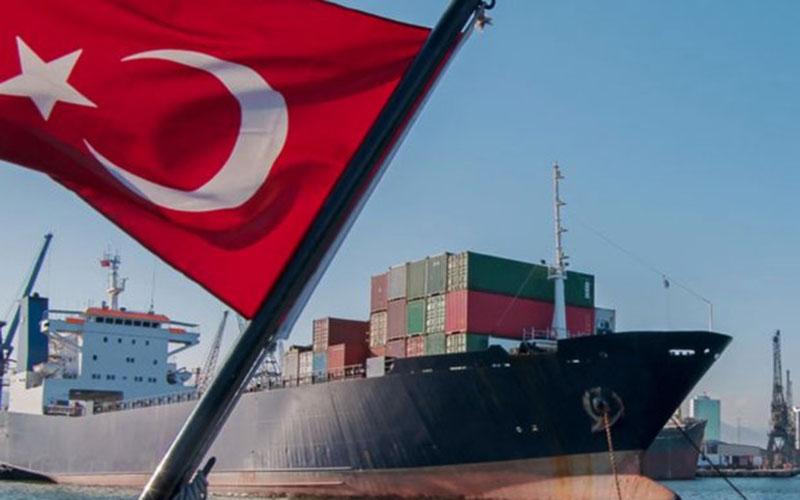 افزایش 9 درصدی صادرات ترکیه