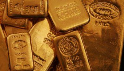 قیمت طلا رو به افزایش گذاشت