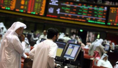 ارزش بورس دوبی 3.4 درصد افت کرد