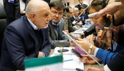 کاهش حتی یک بشکه نفت خط قرمز ایران است