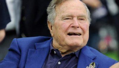مرگ جورج بوش پدر در سن ۹۴ سالگی