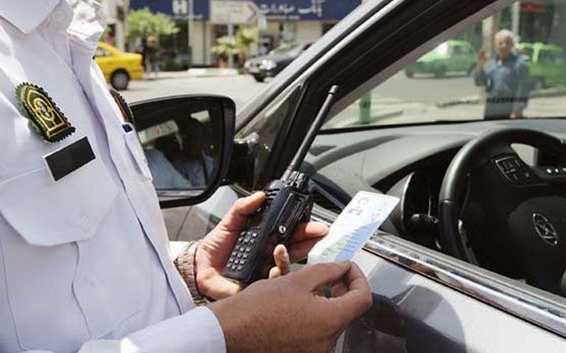 درآمد ۴ هزار میلیاردی دولت از جرایم رانندگی