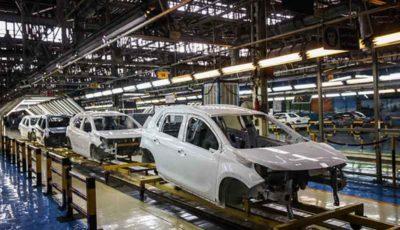 آخرین وضعیت تولید خودرو در کشور / تداوم روند نزولی تولید انواع سواری