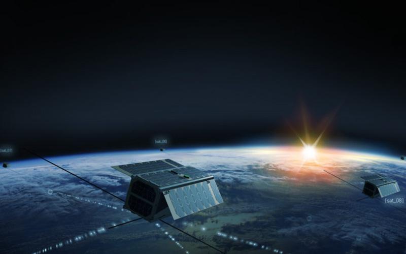 ماهواره اشیا جایگزین اینترنت اشیا میشود