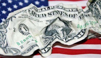 بدهی آمریکا از ۲۲ تریلیون دلار گذشت