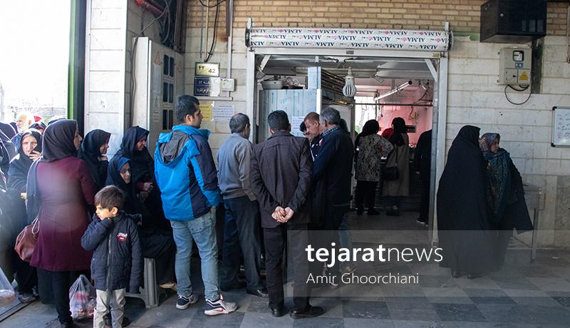 خرید گوشت منجمد با کارت ملی