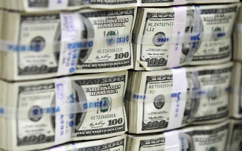 ۱۳ هزار میلیارد از داراییهای خارجی بانک مرکزی کاسته شد