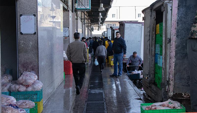 رونق بازار اسکلت مرغ، گاو و گوسفند در مغازههای پایتخت