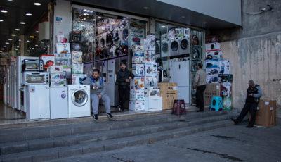 چندنمای نزدیک از بازار لوازم خانگی امین حضور(گزارش تصویری)