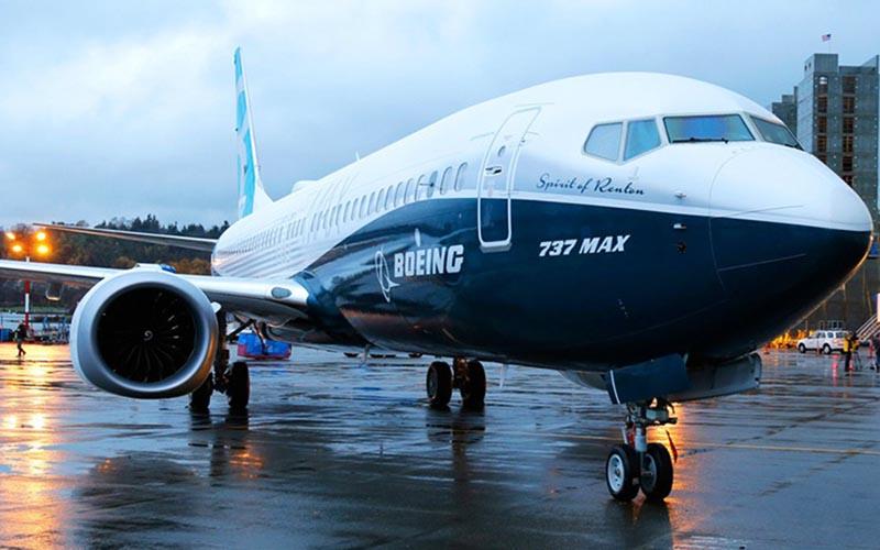 تولید هواپیمای بوئینگ ۷۳۷ در چین کلید خورد