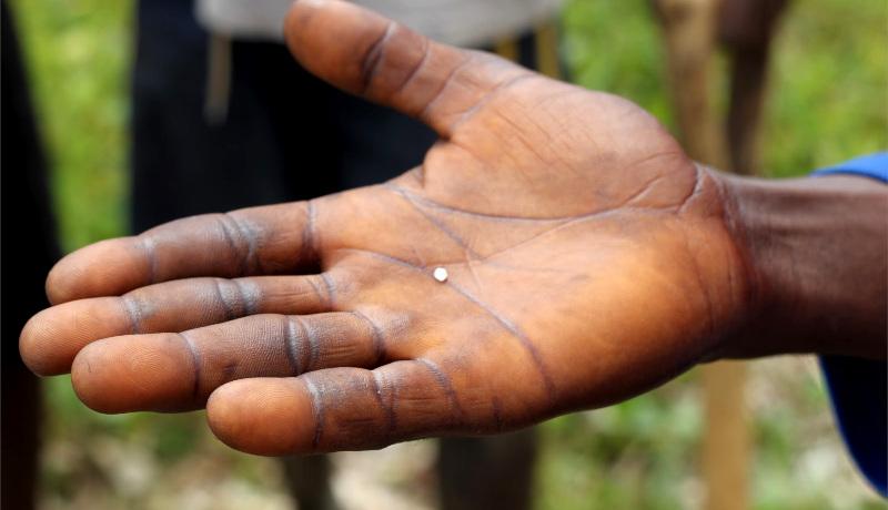 الماس اقتصاد سیرالئون