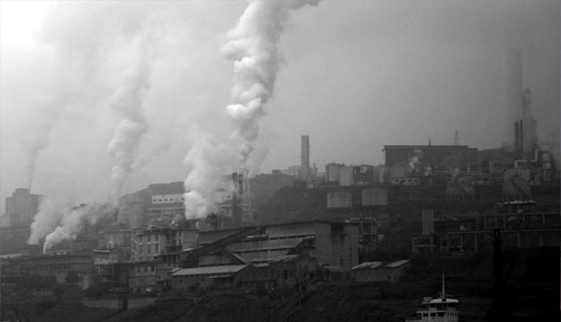 هوای آلوده لندن ۱۹۰۰ اقتصاد انگلستان