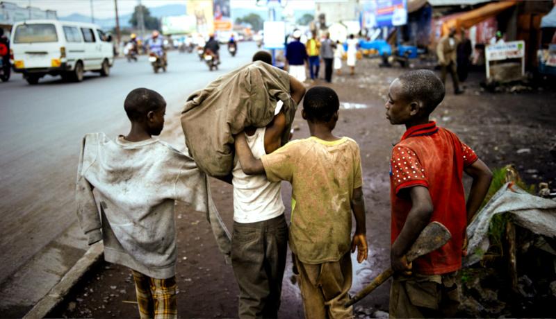 فقر اقتصاد کنگو
