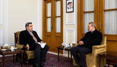 جزئیات دیدار رئیس مجلس و شهردار تهران