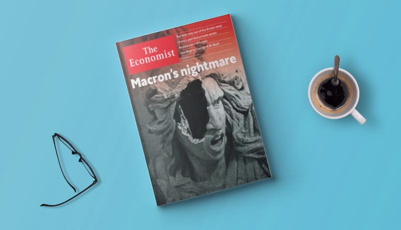 کابوس مکرون/روایت اکونومیست از اعتراضات جلیقهزردها