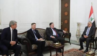 تعهد سه کشور اروپایی به حفظ عراق از تاثیرات تحریم ضدایرانی آمریکا