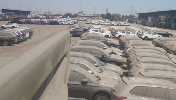 مهلت ترخیص خودروهای دپو شده پایان یافت