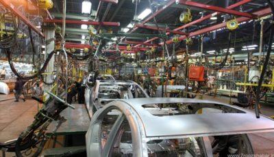 تولید ۲ برابری خودرو در ماههای آذر و دی