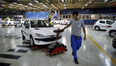 قیمت خودروی کارخانهای ۷۰ درصد گران میشود