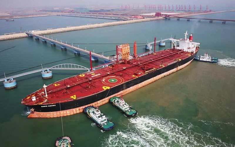 چین ۲ میلیون بشکه نفت از آمریکا وارد کرد