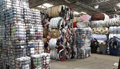 گمرک ثبت سفارش واردات پوشاک را ممنوع کرد