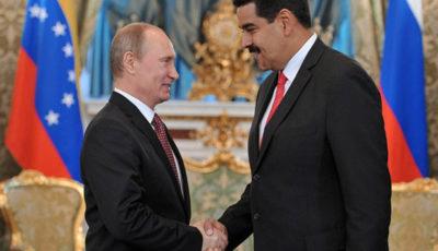 امضای قرارداد 5 میلیارد دلاری بین روسیه و ونزوئلا