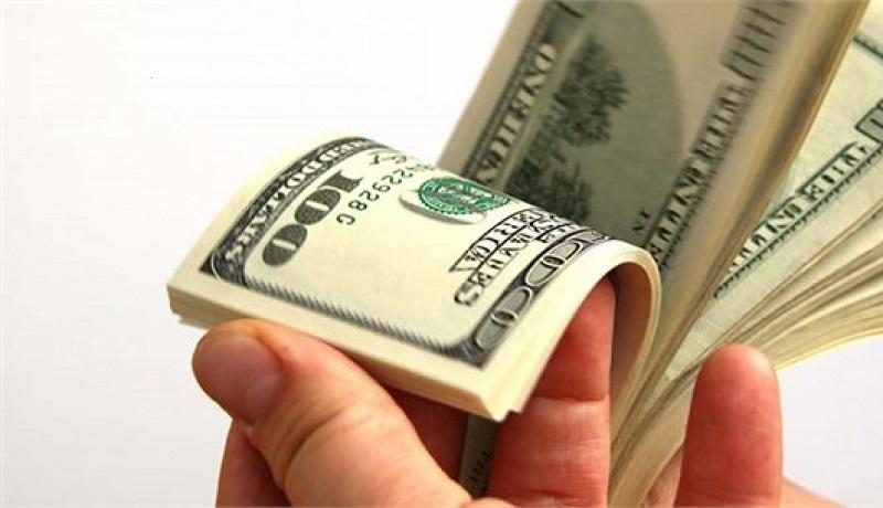 کاهش ارتفاع شاخص جهانی دلار
