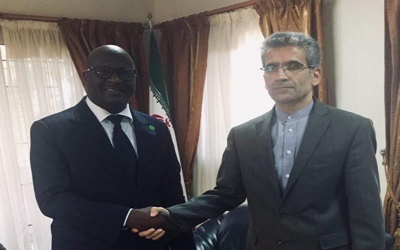 تجار مسلمان ساحل عاج برای همکاری با ایران اعلام آمادگی کردند
