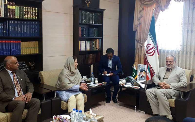 ترس بانکهای پاکستان از همکاری با ایران