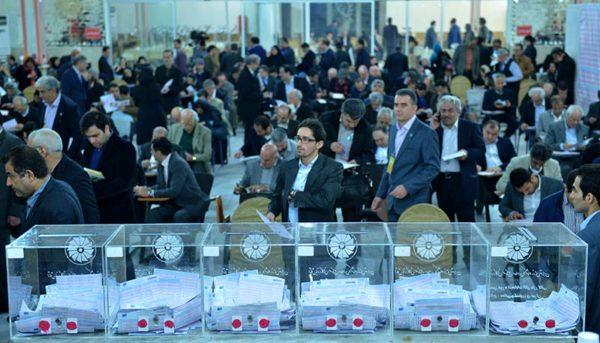 انتشار اولین لیست کاندیداهای انتخابات اتاق تهران / خاموشی بار دیگر وارد کارزار انتخابات شد