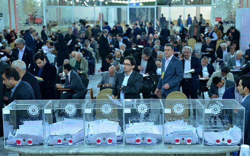 رقابتهای انتخاباتی اتاقهای بازرگانی کلید خورد