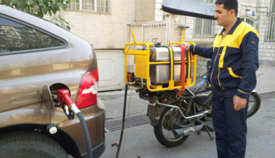 داستان یک استارتاپ بنزینی/افزایش قیمت بنزین به نفع فعالیت ماست