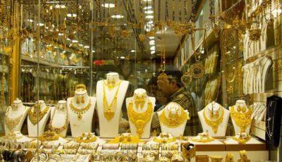 ویترینهای طلافروشان از طلای نو خالی شدند