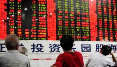 عملکرد ضعیف بازار سهام چین در سال ۲۰۱۸