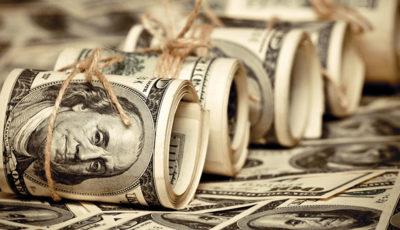 ارزش دلار در پایینترین سطح ۳ هفته اخیر