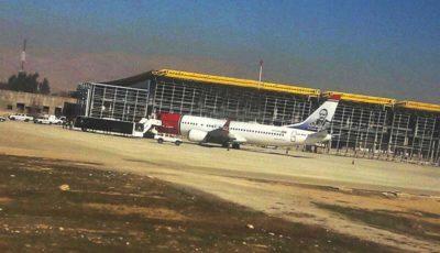 دردسر هواپیمای نروژی که در شیراز فرود آمد