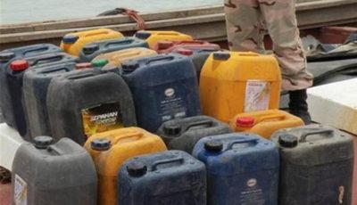 جریمه ۷۳۲ میلیون تومانی قاچاقچیان گازوئیل