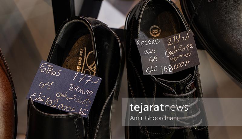 گزارش تصویری از بازار کفش فردوسی