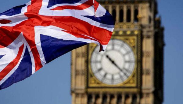 رشد اقتصادی انگلیس کاهش یافت