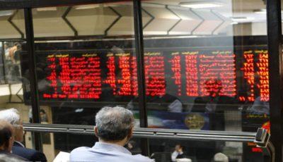 ردیابی مسیر هیجان در بورس تهران