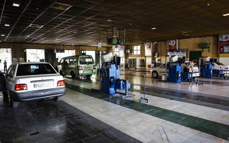 خودروهایی که امسال به معاینه فنی نیاز دارند