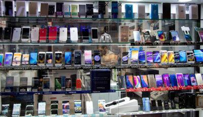 آخرین وضعیت بازار موبایل / واردات گسترده گوشی تلفن همراه