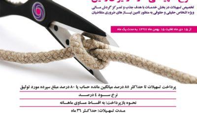 آغاز پرداخت تسهیلات با نرخ سود ۴ درصدی در بانک ایران زمین
